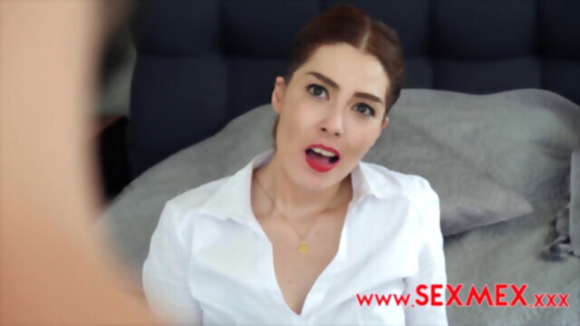 Julieta Fraga, the real estate agent blowjob hardcore mature