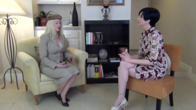 The Mistress as marriage counselor bdsm british spanking