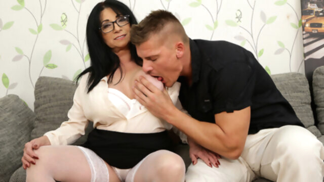 Big Breasted Small Milf Fucking A Tall.. big ass big tits dutch