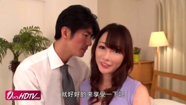 [OURSHDTV][中文字幕]Horny Japanese.. amateur asian big tits