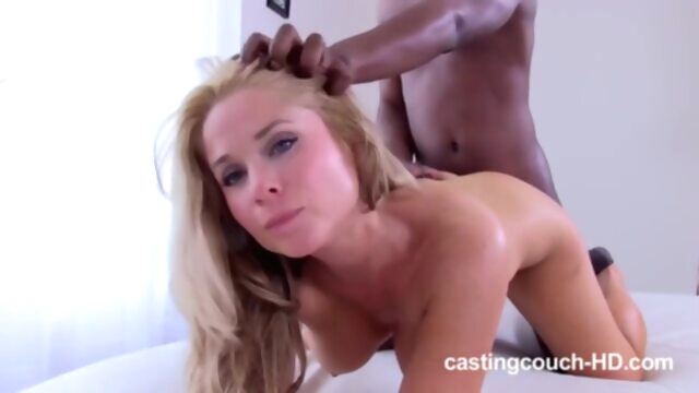 Casting Married April 1080p big cock big tits blonde