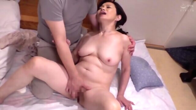 A Affair of a mother in law and a stepson amateur japanese mature