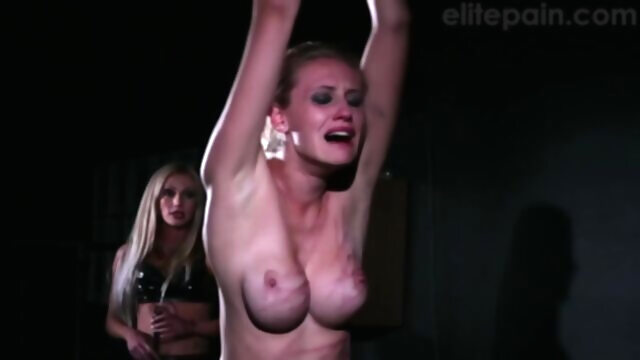Cards of Pain 2 - Elitepain bdsm big tits blonde