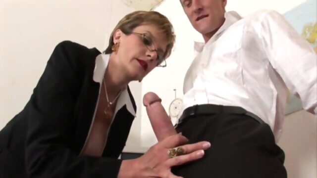 Lady Sonia in British lady fucking on a.. big tits blonde british